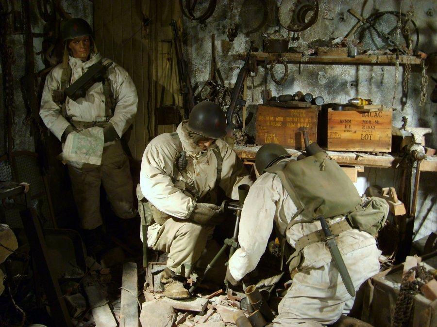 Bataille 1944 Bataille des Ardennes  Die Gotten Dammerung