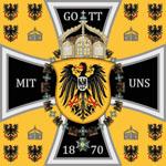 Allemagne Deutsches Heer Les cocardes des Calots et Casquettes