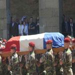 France Obsèques du Général Bigeard 21 juin 2010 Paris