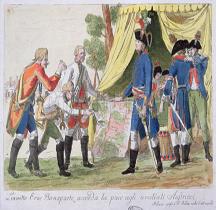 FranceTraité de Campo Formio 17 Octobre 1797