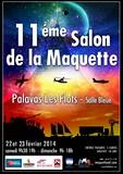 XI° Salon de la Maquette 22 et 23 Février 2014
