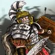 Rome Militaria Armée Romaine Principales les Sous Officiers