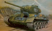 URSS T34 Utilisation apres 1945