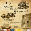 XIIIe Salon de la Maquette 20 et 21 février 2016