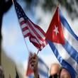 USA -Cuba Visite D'Obama Cuba 20-03-2016 La Havane