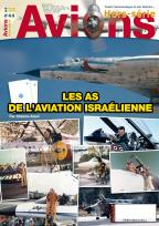 Avions HS N° 44 Les As de l'Aviation Israélienne