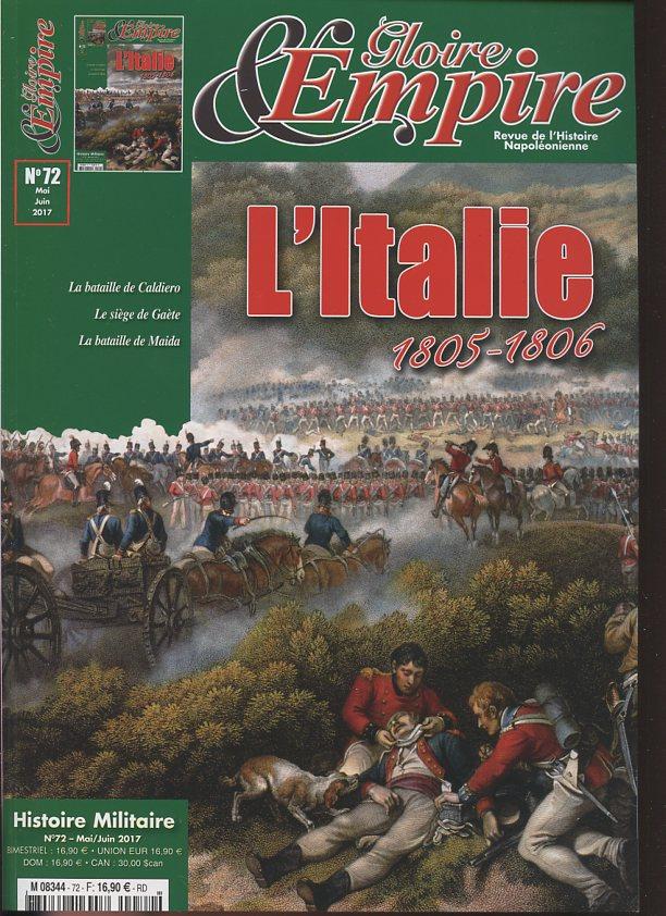 Gloire et Empire n° 72  Mai Juin 2017