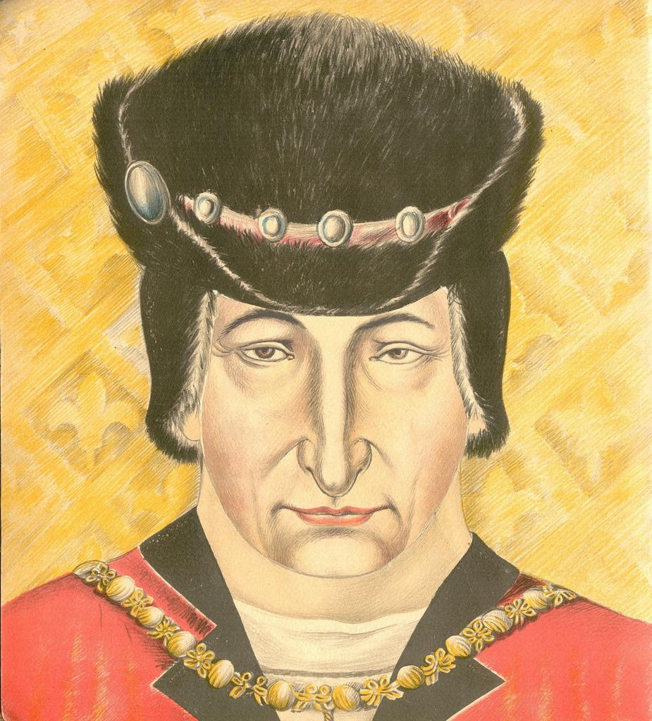 France  Louis XI par JOB