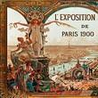 France  1900 Exposition Universelle Paris Rapport sur Matériel Artillerie