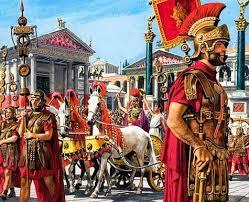 Rome Triomphe  Romain