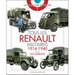 Les Renault Militaires 1914 1940