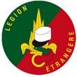 France Légion Etrangère Uniforme Les Pattes de Collet des Officiers 1831 2019e
