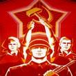 URSS Infanterie Les tenues étanches Armée Rouge