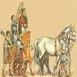Rome Triomphe  Romain par JC Golvin