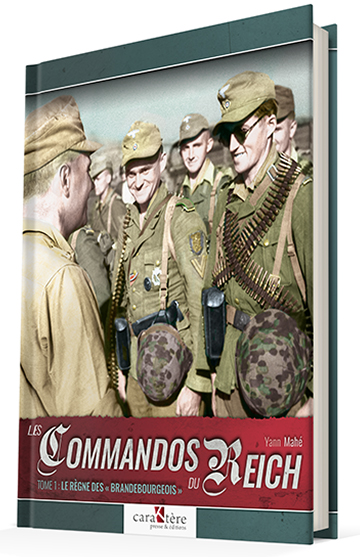 Commandos du Reich Tome 1
