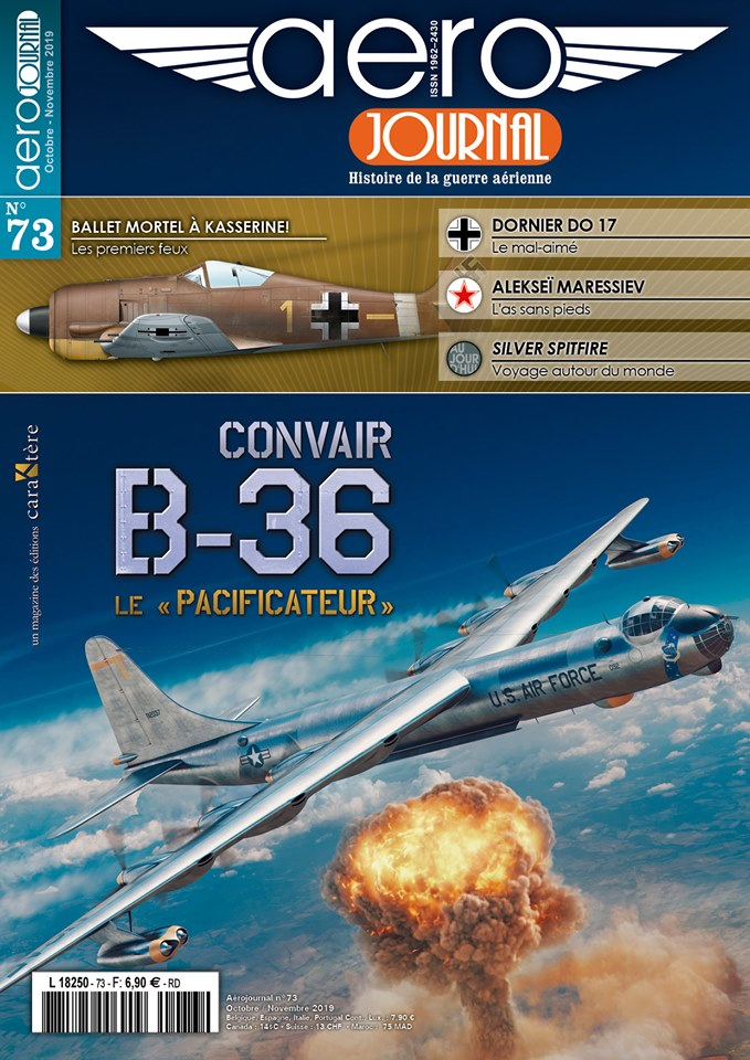 Aero Journal 73 Octobre Novembre 2019