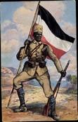 Allemagne 1900 Schutztruppe Kolonialtruppen