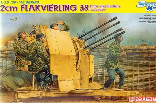 AllemagneArtillerie Flak 1940  2,0cm Flakvierling 38 Manuel d'Instruction War deparment