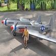 USA Aviation F-82 Twin Mustang