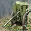 France 1940 Canon léger de 25 antichar SA-L modèle 1934 TTA