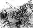 Allemagne Artillerie 38-cm-Geschütz Langer Max