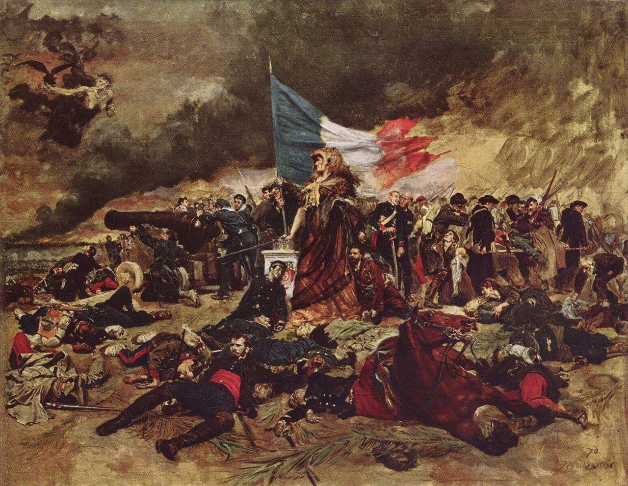 1870 France Paris Souvenirs du Siege