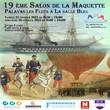XIX e Salon de la Maquette de Palavas 25 et 26 fevrier 2023