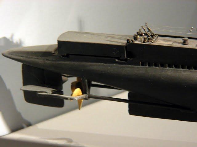 sous marin casabianca q 183 maquette paris le monde de la maquette. Black Bedroom Furniture Sets. Home Design Ideas