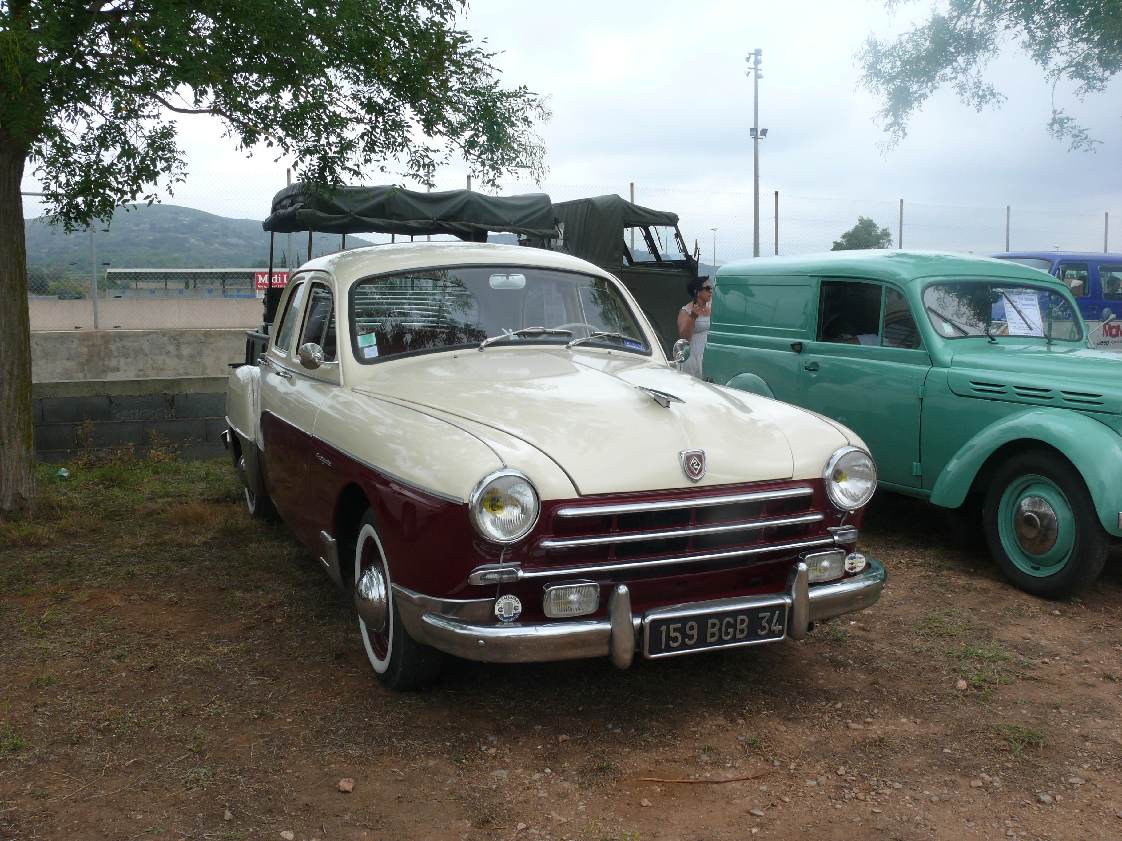 renault fr u00e9gate 11 cv 1952 poussan  maquetland com   le