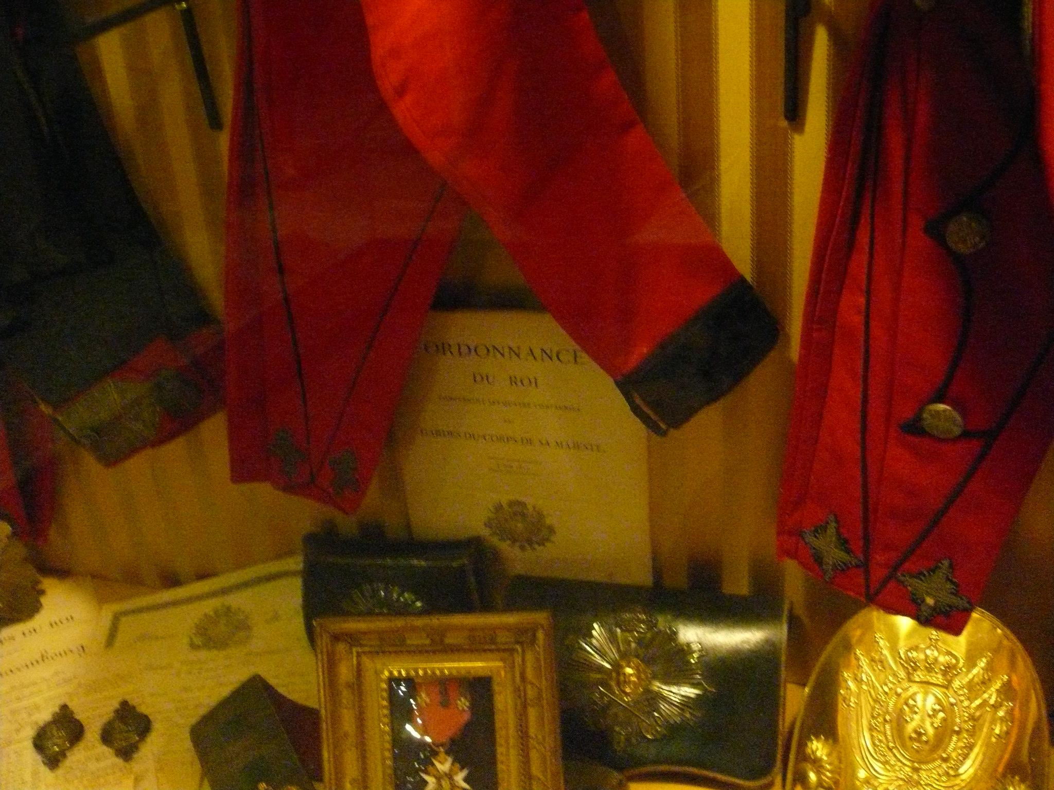 1814 gendarme roi habit petite tenue salon de provence le monde de la maquette - Gendarmerie salon de provence ...