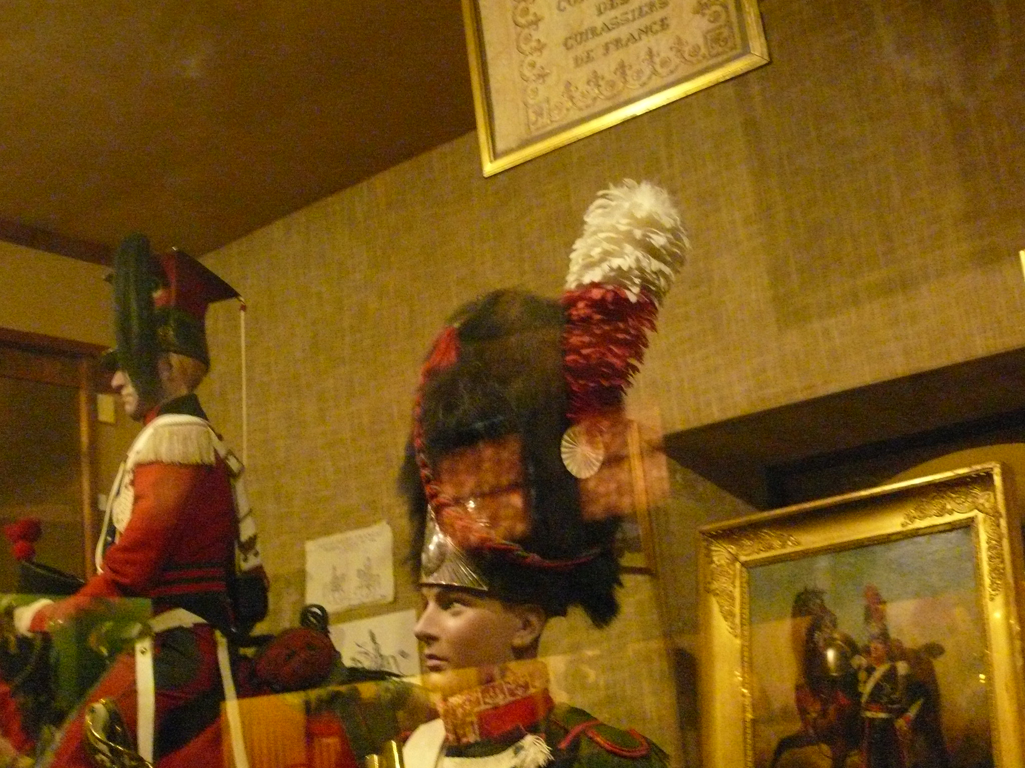 1814 garde nationale paris tambour salon de provence le monde de la maquette - Medecin de garde salon de provence ...