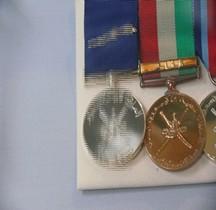 Oman General Service Medal Midal al-Khidmat al-Alamat Hendon