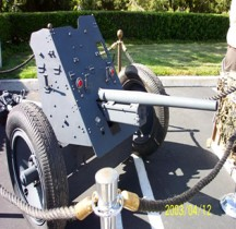 Canon Anti Char 3.7cm PaK 36