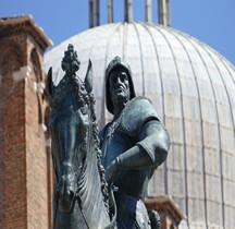 Statuaire Renaissance Verrochio Statue  Bartolomeo Colleoni Venise