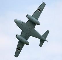 Messerschmitt Me 262 A-B-1C  Replica Allemagne