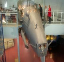 Zeppelin LZ 113 Nacelle Le Bourget