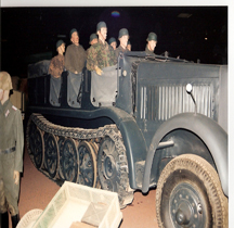 SdKfz 7 mittlerer Zugkraftwagen 8 t Arlon