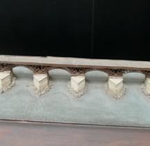 Serbie Kladovo Pont Romain de Trajan Maquette Rome EUR
