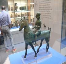 Tarente Statuette de Cavalier Londres BM