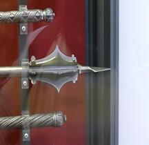 Arme Choc Masse arme 1550 Ravenne