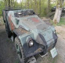 BTR 40 Varsovie