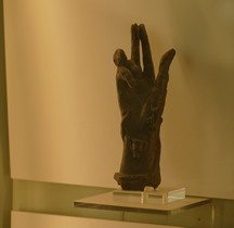 Religion Croyance Magie Mano Pantea  Rome Museo Nazionale
