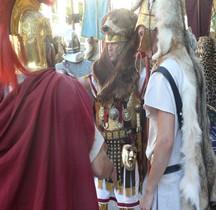 Legion Porte enseigne Aquilifer Legio VI Victrix  Nimes 2014
