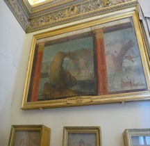 Fresque Rome Italie Rome Via GraziosaVoyages d 'Ulysse Vatican