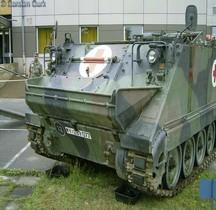 M 113  A2 GE Krankenkraftwagen