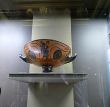 Grece Attique Coupe dite Nicosthenes Paris Musée du Louvre