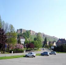 Moselle  Bitche Citadelle