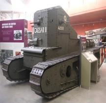 Whippet Medium Mark A Tank Bovington