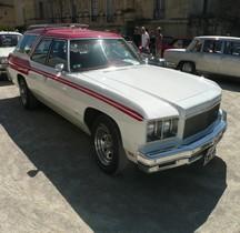 Chevrolet Impala Space Wagon 1976 Marsillargues 2019