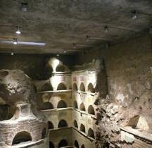 Rome Rione Celio Tombeau des Scipion Sepulcrum Scipionum
